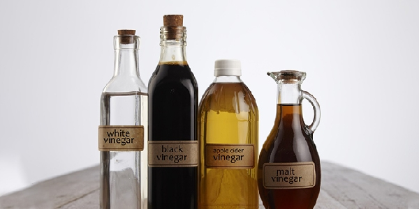 Vinegar as mosquitoes repellent