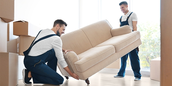 Move all Furniture and appliances